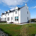 Semi Detached Cottages, Port Charlotte, Isle of Islay